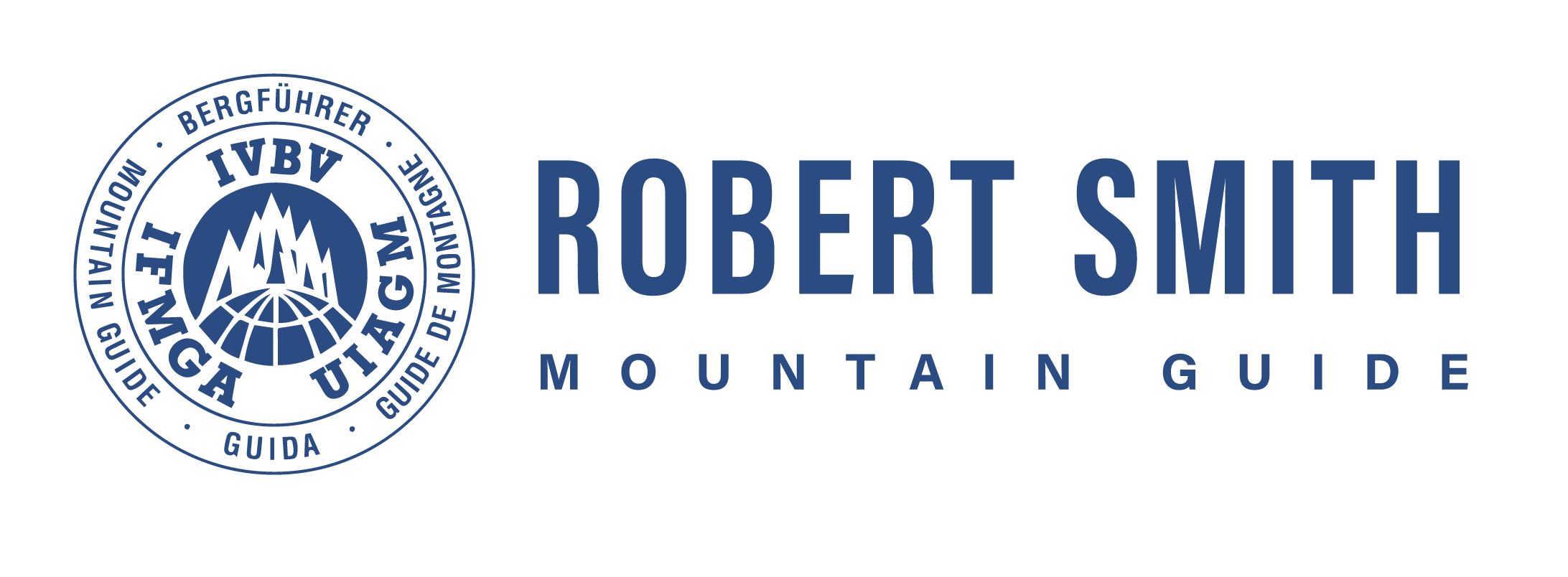 Robert Smith Mountain Guide logo